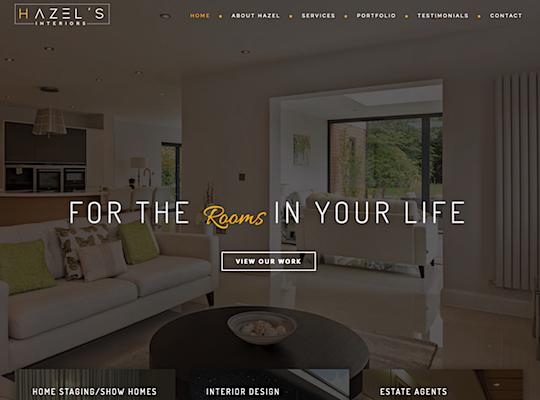 Hazels-Interiors-Website